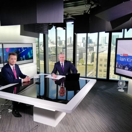 Sky News - Chris Manson & Ian King