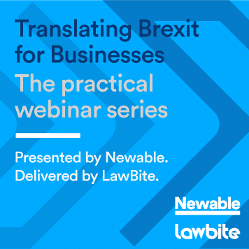Translating Brexit for Businesses Webinar Series