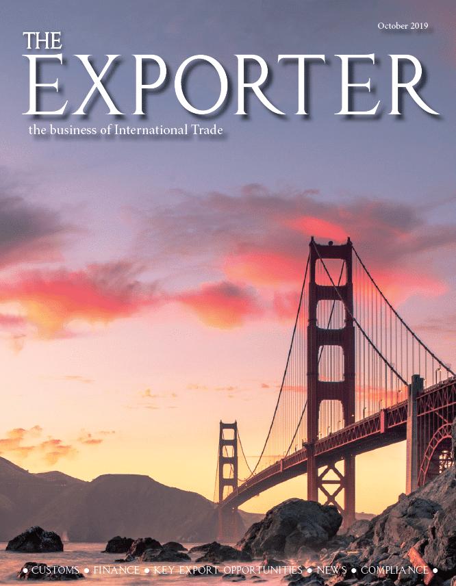 The Exporter October 2019