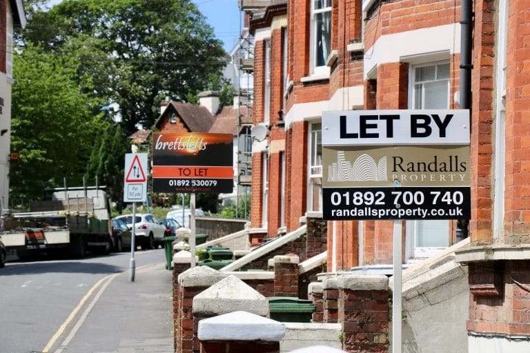 Buy to let house