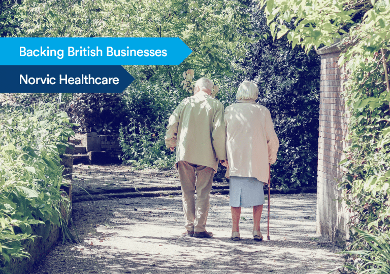 Backing British Businessess Norvic Healtcare