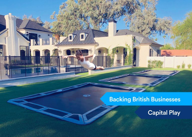 Capital Play Backing British Businesses