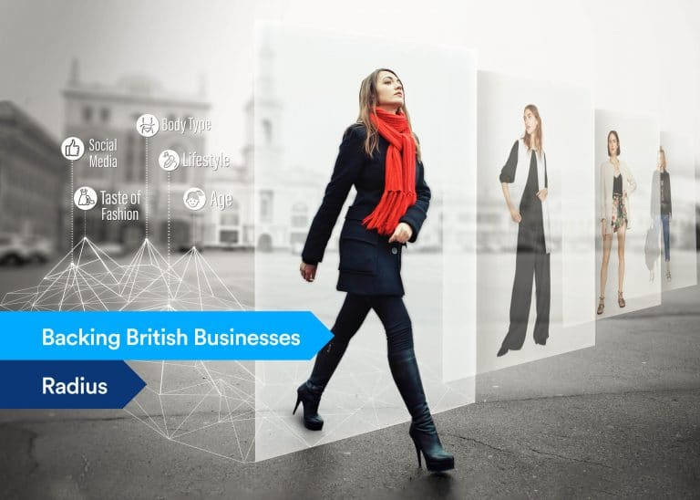 Radius - Backing British Businesses
