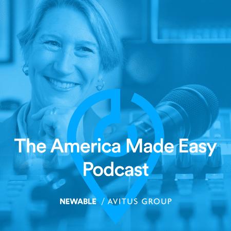 America Made Easy Podcast - Allyson Stewart-Allen