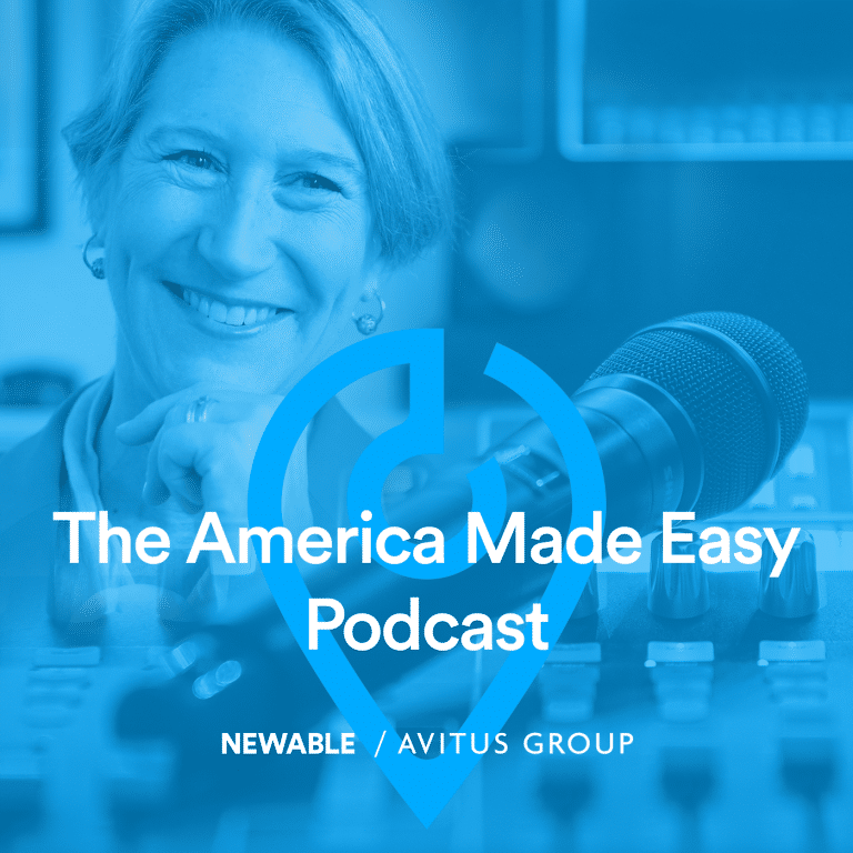 America Made Easy Podcast - Allyson Stewart-Allen