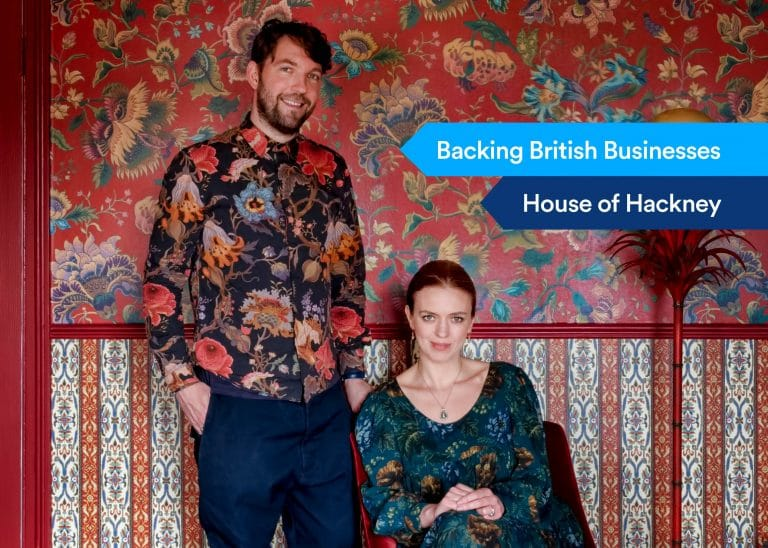 House of Hackney - Backing British Businesses
