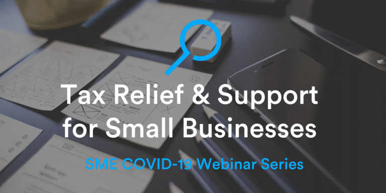 Tax Relief & Support for Small Businesses
