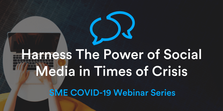 Harness the Power of Social Media in Times of Crisis