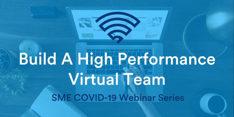 Build a High Performance Virtual Team