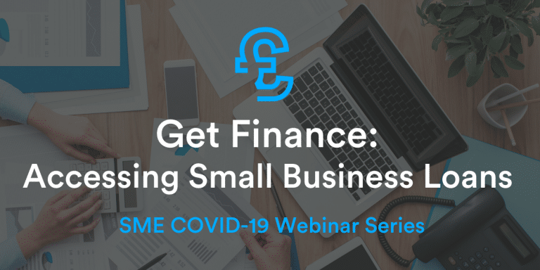 Get Finance - Accessing Small Business Loans