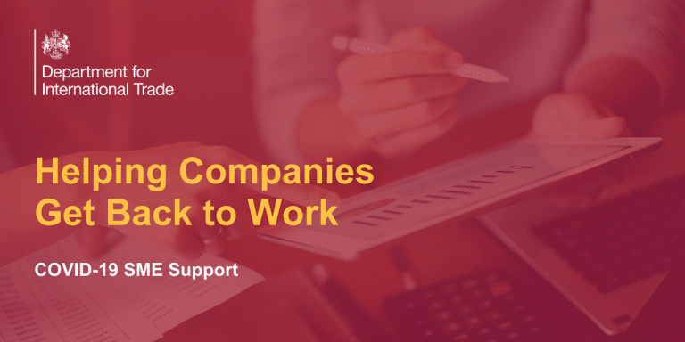 Helping Companies Get Back to Work