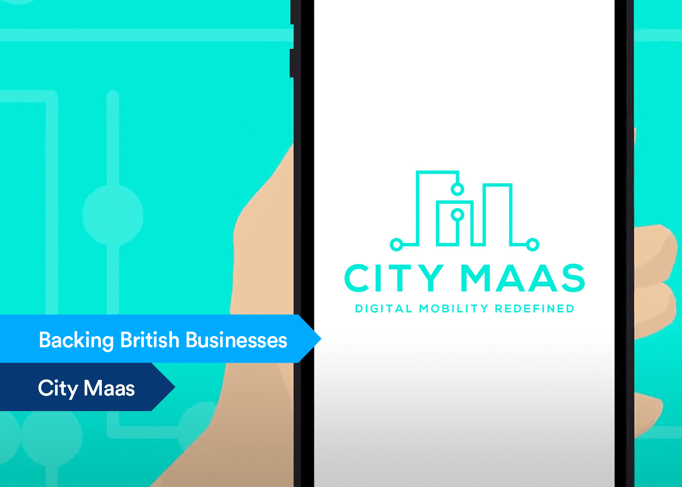 Backing British Businesses - CityMaas