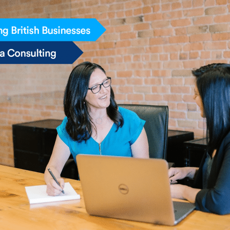 Backing British Businessess - Nebula Consulting