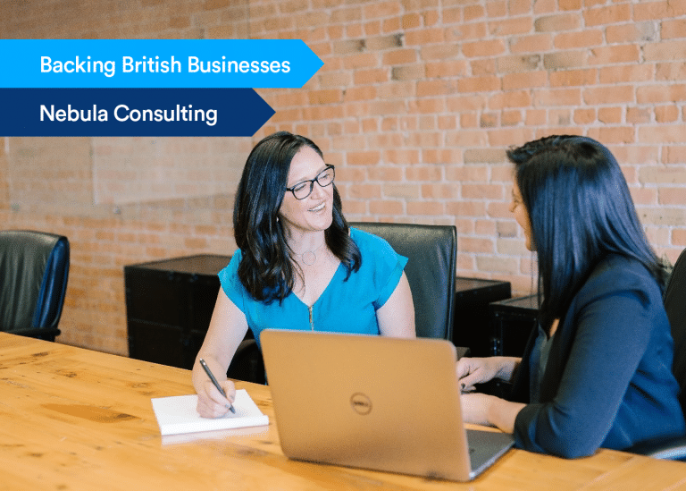 Backing British Businessess - Nebula Consulting