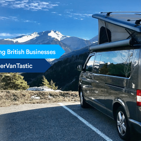 CamperVanTastic - Backing British Businesses