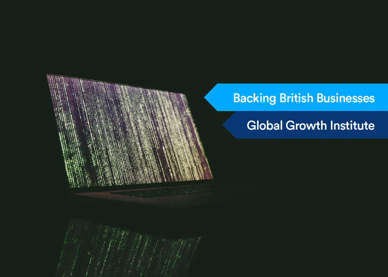 Backing British Businessess - Global Growth Institute