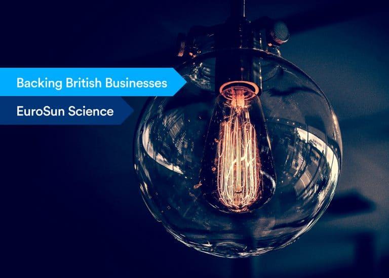 Backing British Businessess - EuroSun Science