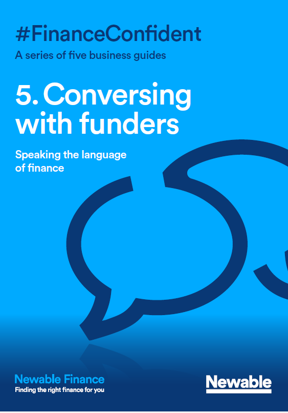 Conversing with funders