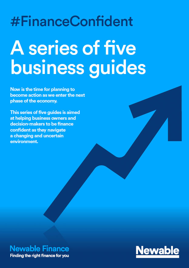 Series of five finance guides
