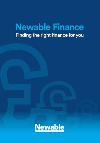 Newable Finance Brochure